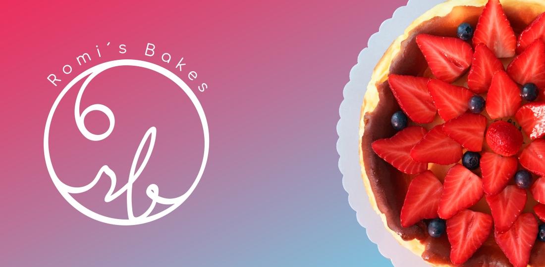 Romi's Bakes cake
